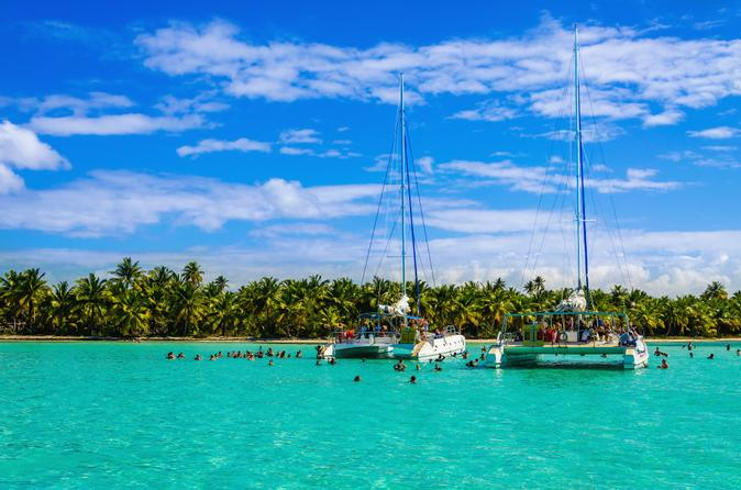 Martinique Catamaran Tour From St Lucia With Snorkeling