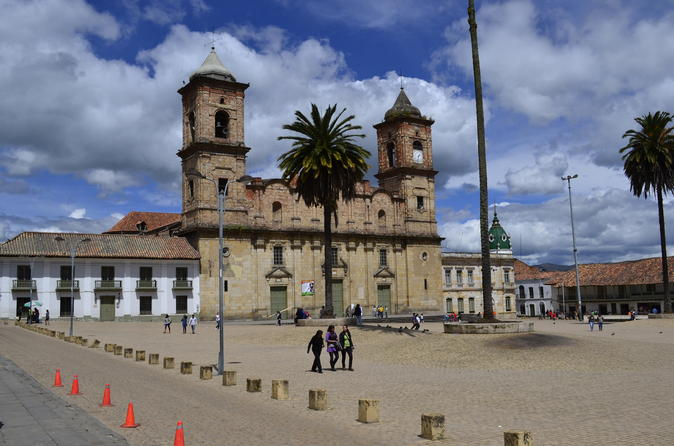 Zipaquira Tour Including The Salt Cathedral, Independence Square and The Main Squares