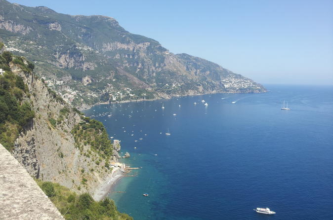 Amalfi Drive: Sorrento to Amalfi Excursion