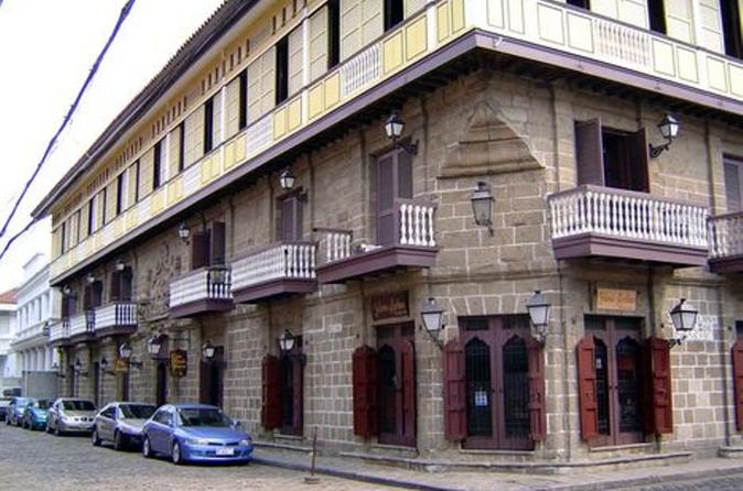 Private Half-Day Tour of Old Manila