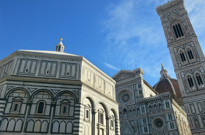 Florence Duomo Complex Monuments Guided Tour