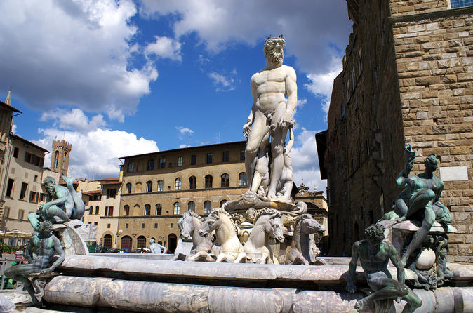 Skip the Line: Florence Accademia and Uffizi Gallery Tour