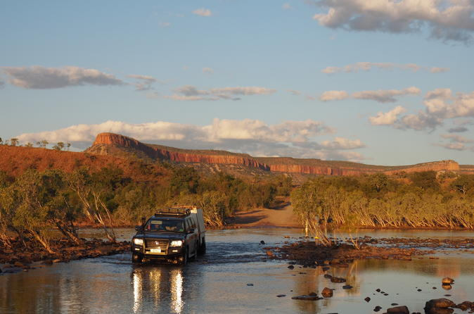 8 Day Kimberley Unleashed 4WD Camping Tour from Broome to Darwin