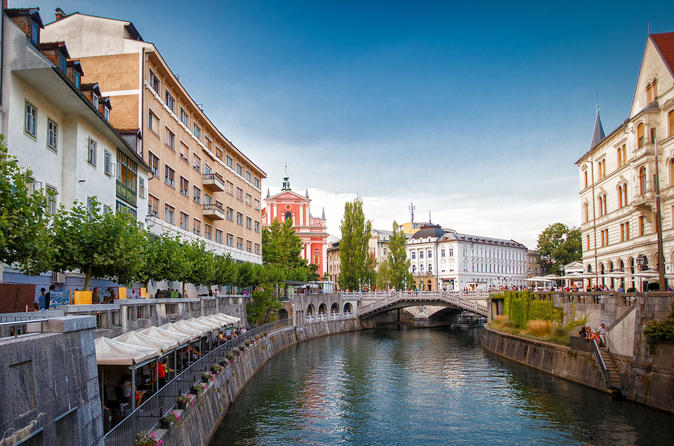 Ljubljana Capital of Slovenia Full Day Tour from Koper