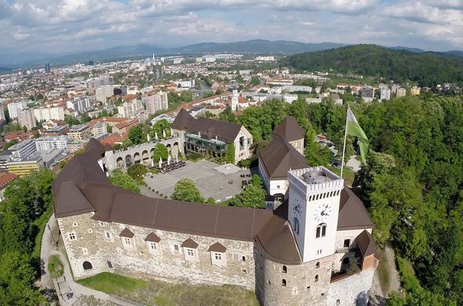 Private Tour: Ljubljana Capital of Slovenia from Koper