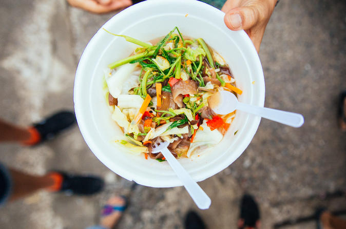 Private Tour: Best Street Food in Bangkok
