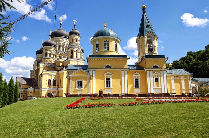 Full-Day Private Tour to the Monasteries of Capriana and Hincu from Chisinau