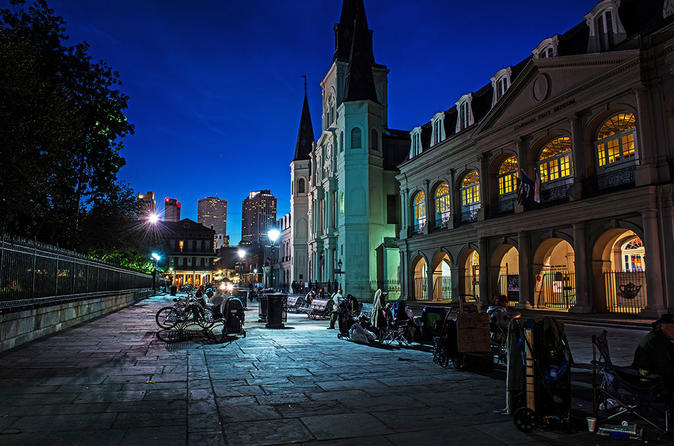Haunted Pub Crawl in New Orleans