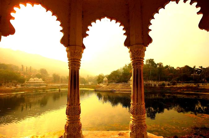 20-Day Cultural Heritage Tour of Rajasthan from New Delhi