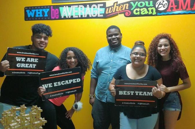 Ghost of Tituba Escape Room