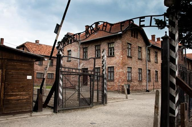 Full-Day Tour with Guided Visits to Auschwitz-Birkenau and Wieliczka Salt Mine from Krakow