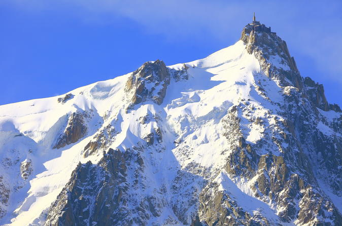 Chamonix Ski Resort Day Trip from Geneva with Optional Aiguille du Midi Cable Car Ride