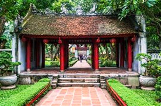 HANOI - HIGHLIGHTS HALF DAY MORNING GROUP TOUR