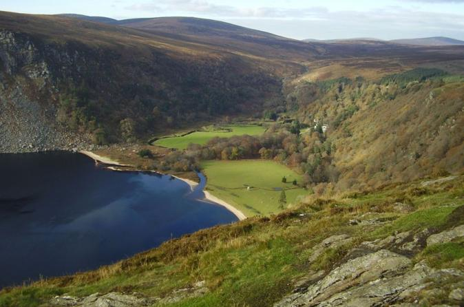Wild Wicklow Tour including Glendalough from Dublin