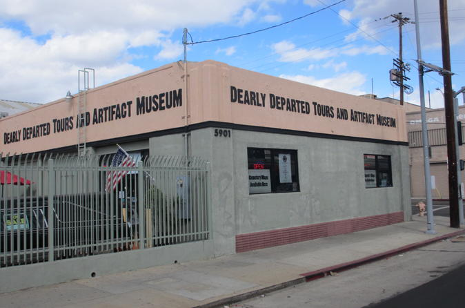 Dearly Departed: The Tragic History Tour of Los Angeles