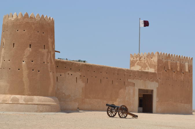 Historical Day Trip: North of Qatar from Doha