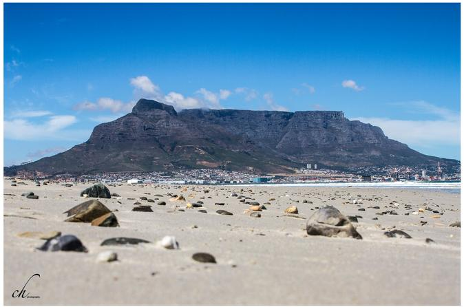 Full Day Robben Island and Table Mountain Tour