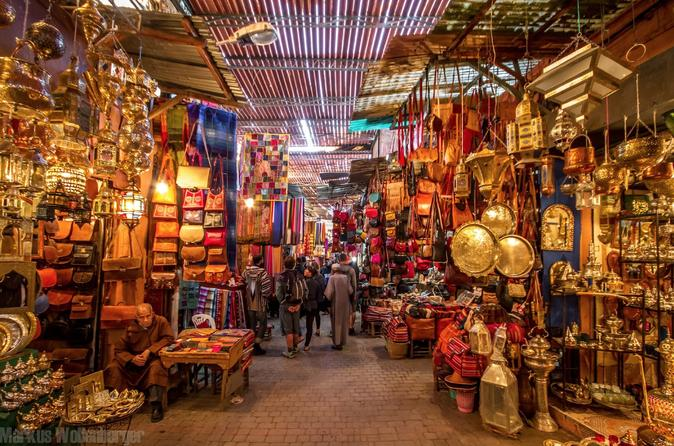 Full-Day Private Guided Tour of Marrakech Highlights