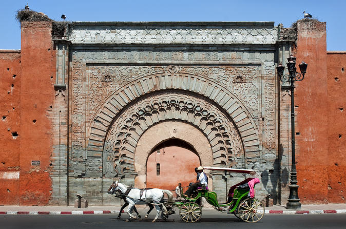 Marrakech  must see places with  expert guide