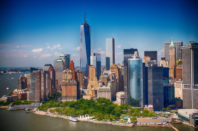 Architecture in new york lonely planet for Places to see in new york city in one day