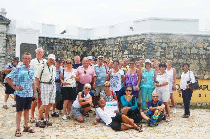 Acapulco Historical Tour with Divers Show