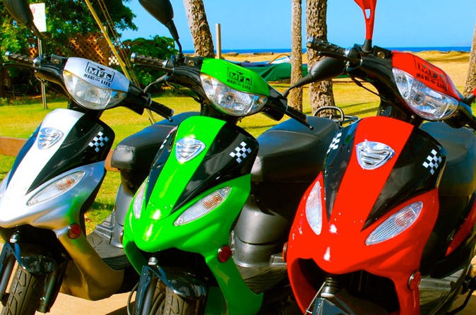 Italian Scooter Rentals in Fort Lauderdale