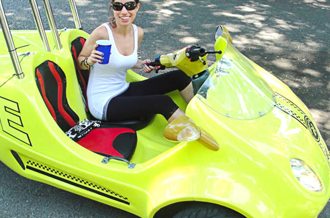 Scoot Coupe Rentals in Fort Lauderdale