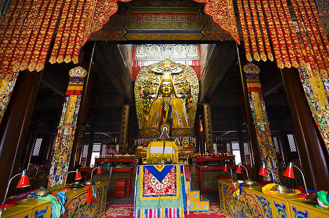 Half Day Tour To Lama Temple And Confucius Temple