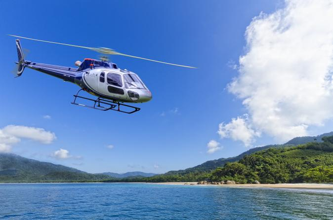 Helicopter Tour St John S Antigua