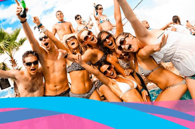 Party On Sailing Cruise to Isla Mujeres