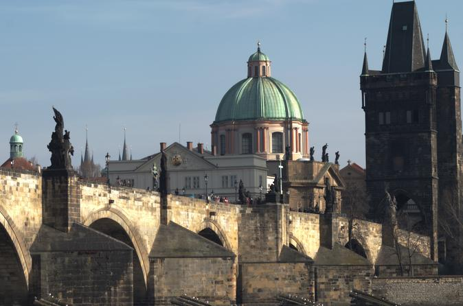 Private Half-Day Tour: Discover Prague and Upper Castle