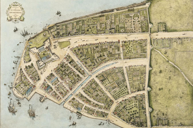 Tour of the Remnants of Dutch New Amsterdam in NYC