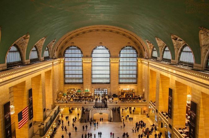 Tour of the Secrets of Grand Central Terminal