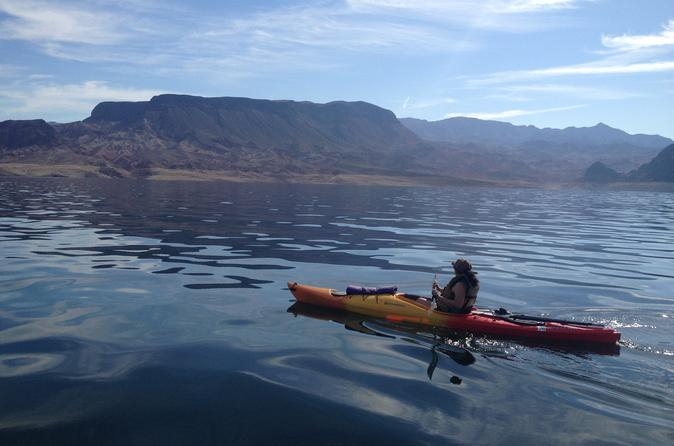 Boulder Islands Early Morning or Sunset Tour from Las Vegas