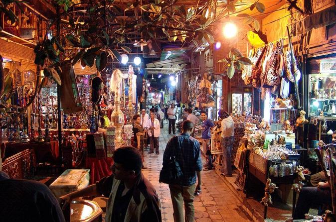 day tour to Egyptian Museum and Khan Khalili Bazaar