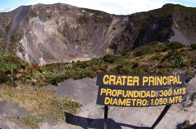 Cartago Highlights and Irazu Volcano National Park Private Tour