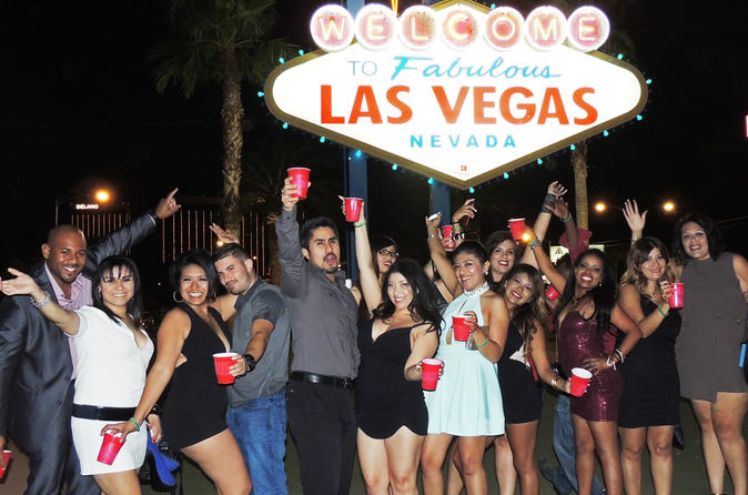 Las Vegas Party Bus Hop