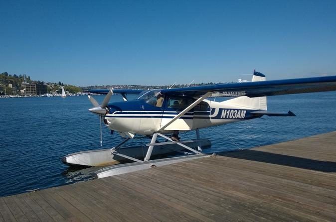 20-Minute Narrated Seattle Seaplane Flight from Lake Washington