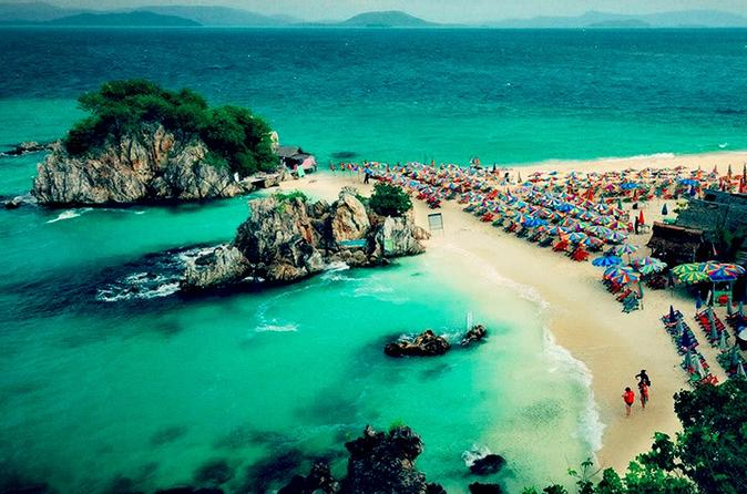 Phi Phi and Khai Islands by Speedboat from Phuket Including Buffet Lunch