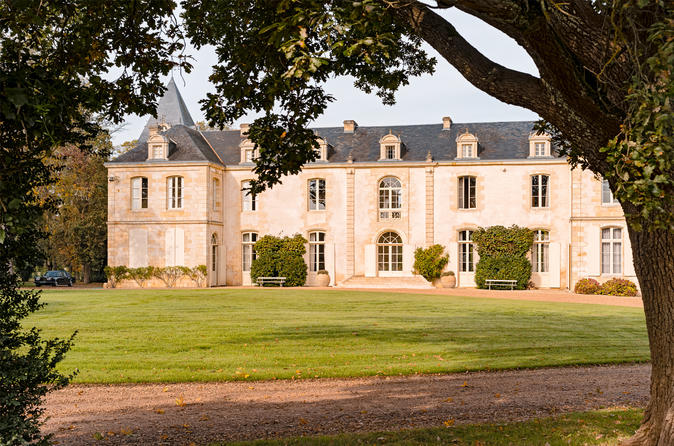 Chateau de Reignac Bike Tour and Wine Tasting