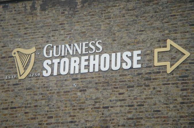 Skip the Line: Guinness Storehouse Entrance Ticket