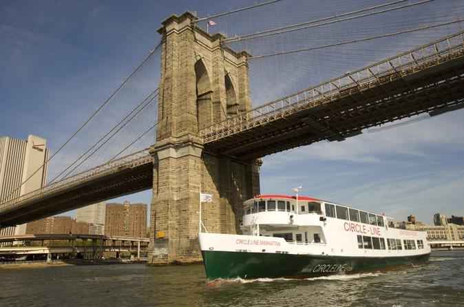 Circle Line: Hello Brooklyn Cruise