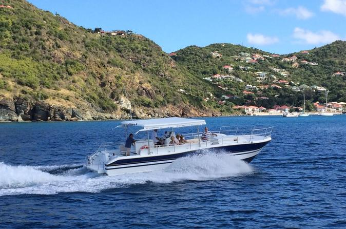 Day Cruise to Anguilla from St Maarten with Lunch and Snorkeling