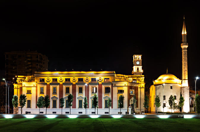 Tirana Walking Tour