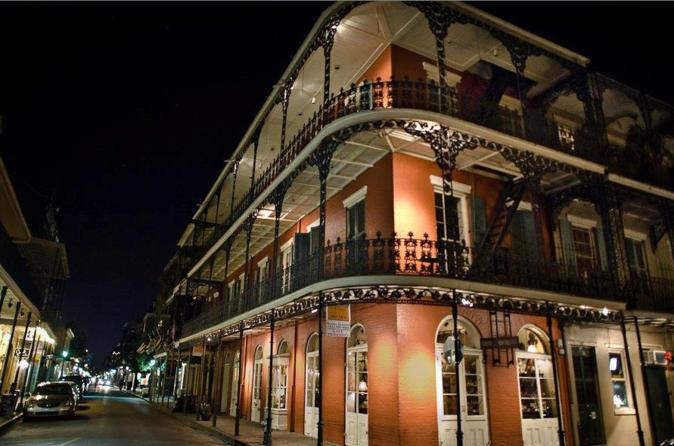 Ghosts Haunts and Voodoo Walking Tour