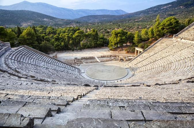 Classical-greek-play-at-epidaurus-theatre-with-transport-from-athens-in-athens-138733