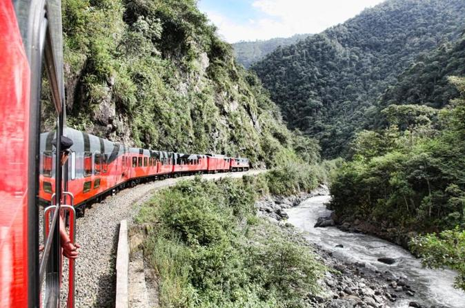 Devil's Nose Train and Ingapirca Ruins Group Tour