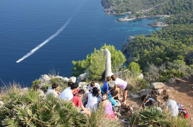 Trekking tour to La Victoria in Alcudia