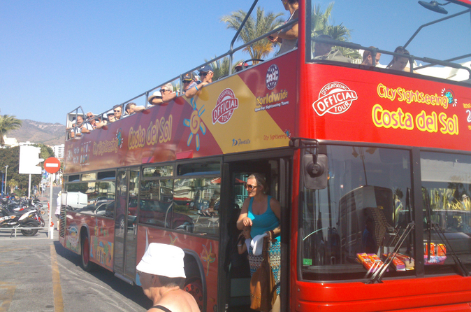 Benalmadena Hop-On Hop-Off Tour
