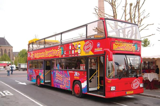 Luxembourg city sightseeing hop on hop off tour in luxembourg city luxembourg city sightseeing hop on hop off tour in luxembourg city luxembourg lonely planet thecheapjerseys Gallery